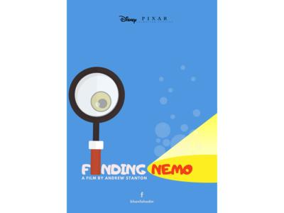 Finding Nemo - Minimal Poster