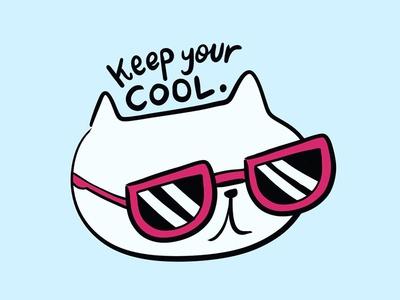 Keep Your Cool Cat