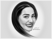 Portrait Digital Painting