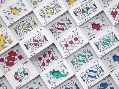 NAU - Playing Cards & Packaging Design