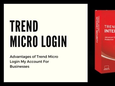 Advantages of Trend Micro Login My Account For Businesses trend micro trend micro login