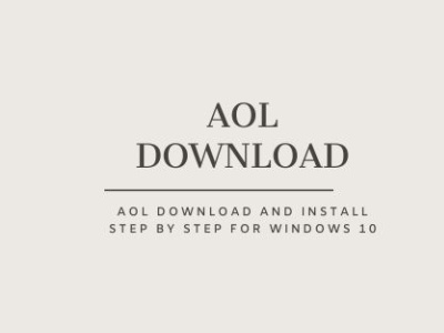 AOL Download And Install Step By Step For Windows 10 aol mail login aol mail aol desktop gold download aol gold download