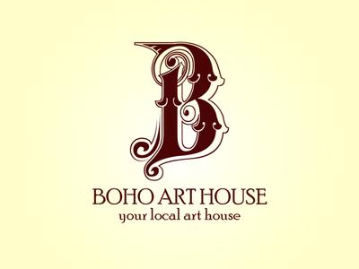 Boho Art house