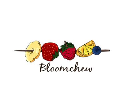 Logo contest work Bloomchew
