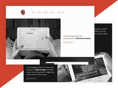 Portfolio Refresh golden ratio grid jekyll portfolio web