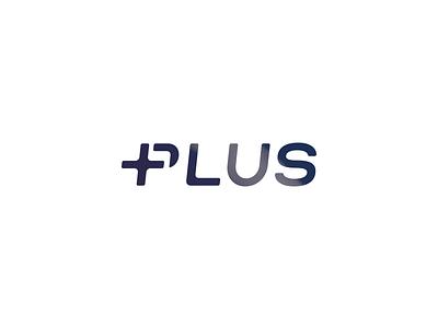 +Plus Logo branding plus logotype logo