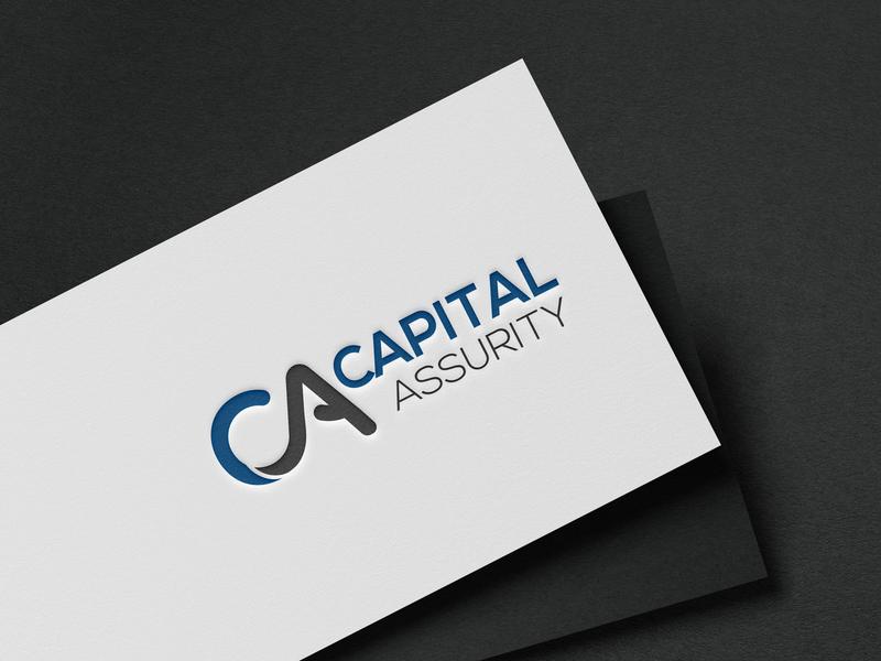 Logo design for Capital assurity company business logo logo work business identity