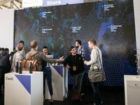 Unite Store Interactive Data Wall