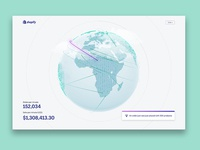 BFCM 2018 Live Globe
