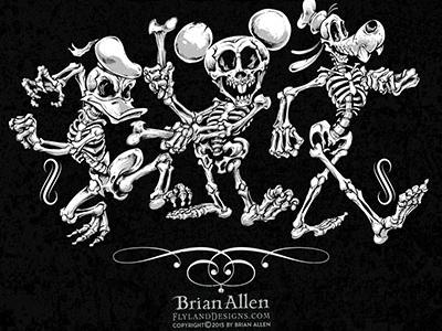 Skeleton Parody