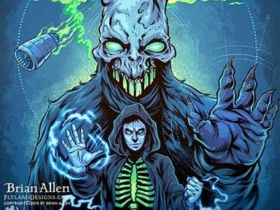 Donnie Darko Illustration