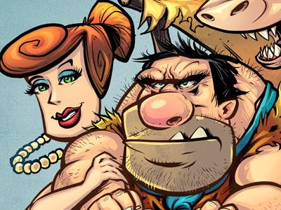 Flintstones Parody Copyright
