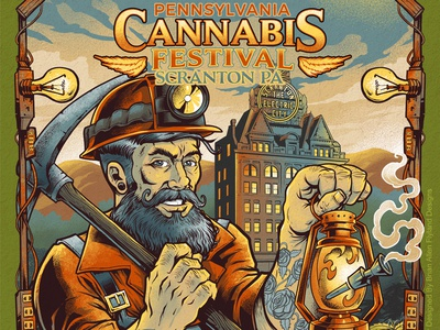 Pa Cannafest 2019 Square Low Res