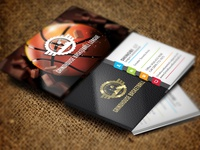 GrindHouse basketball league Business Card