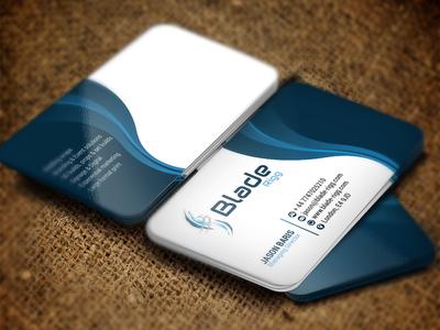 Blade Rigg Business Card