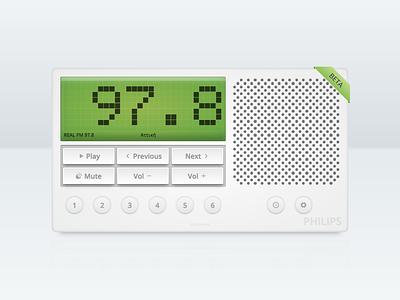 Radiofonaki ux ui web design