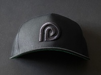 PDCO All Black Cap black cap