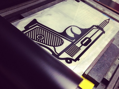 Gunz: Black Plate on Press