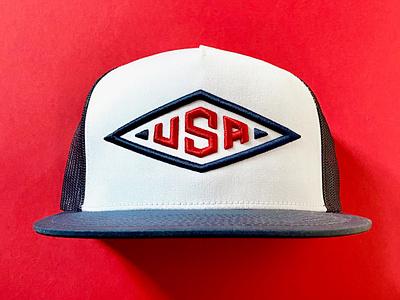 USA Diamond Cap merchandise