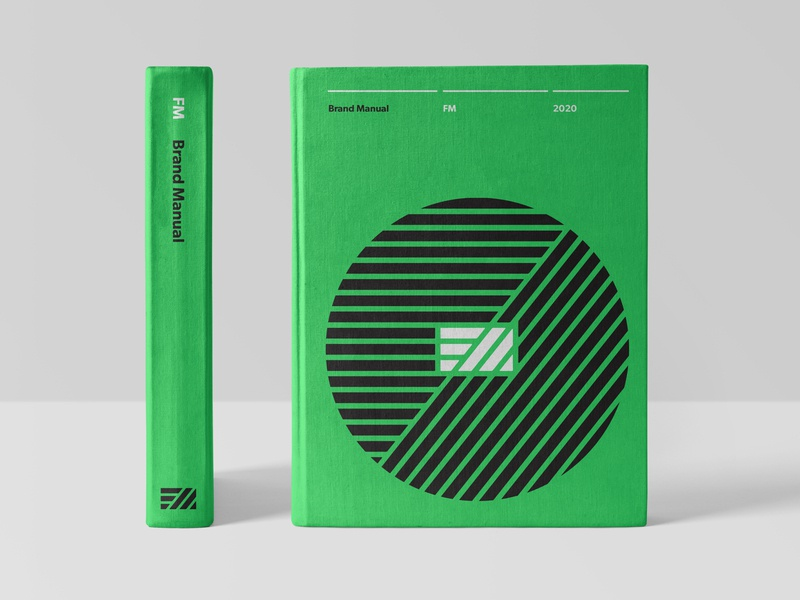 FM Brand Manual + Brand Patterns logodesigner logo designer brandmanual brand manual logo branding pattern