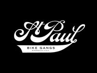 Dribbble St. Paul Bike Gangs