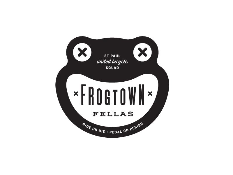 St Paul Bike Gangs Frogtown by Allan Peters on Dribbble