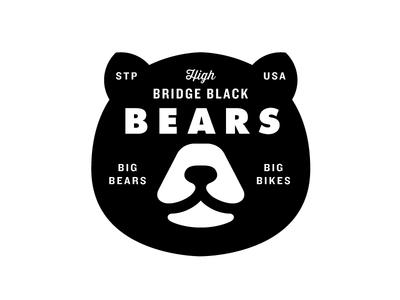 St Paul Bike Gangs High Bridge Black Bears