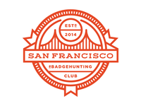 San Francisco #Badgehunting Club