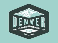 Denver  #Badgehunting Club