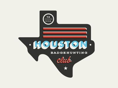 Houston Badge Hunting Club