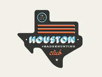 Houston Badge Hunting Club Updated