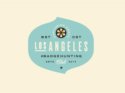 Los Angeles Badgehunting Club