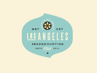 Los Angeles Badgehunting Club