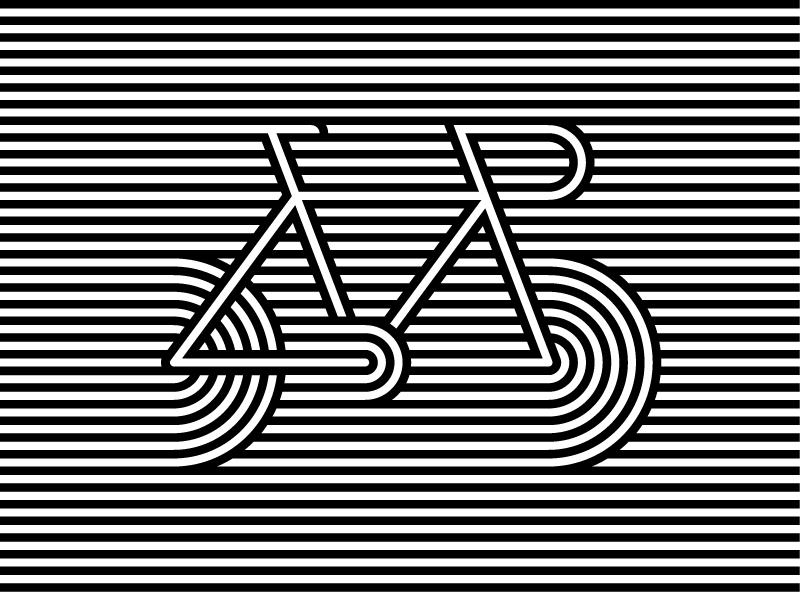 stripes by allan peters dribbble dribbble