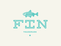 Fin Logo Concept (3 of 4)