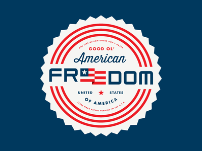 Design taught me good ol' American freedom