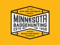Minnesota #Badgehunting Club