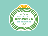 Nebraska #Badgehunting Club