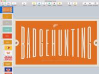 #Badgehunting Keynote
