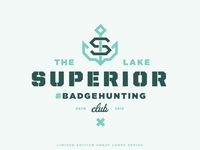 The Lake Superior #Badgehunting Club