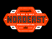 Nordeast #Badgehunting Club