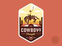Cowboy dribbble big 01