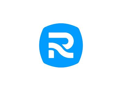 Rush Creek blue jesus stream icon creek brand logo christian church