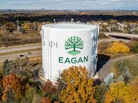Eagan Water Tower
