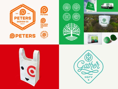 Here are PDCo's #Top4Shots on Dribbble this year