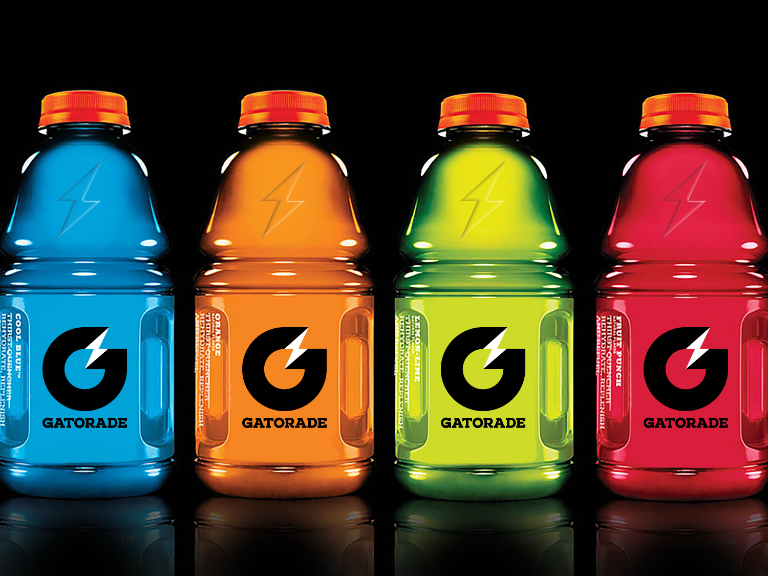 Gatorade packages ap