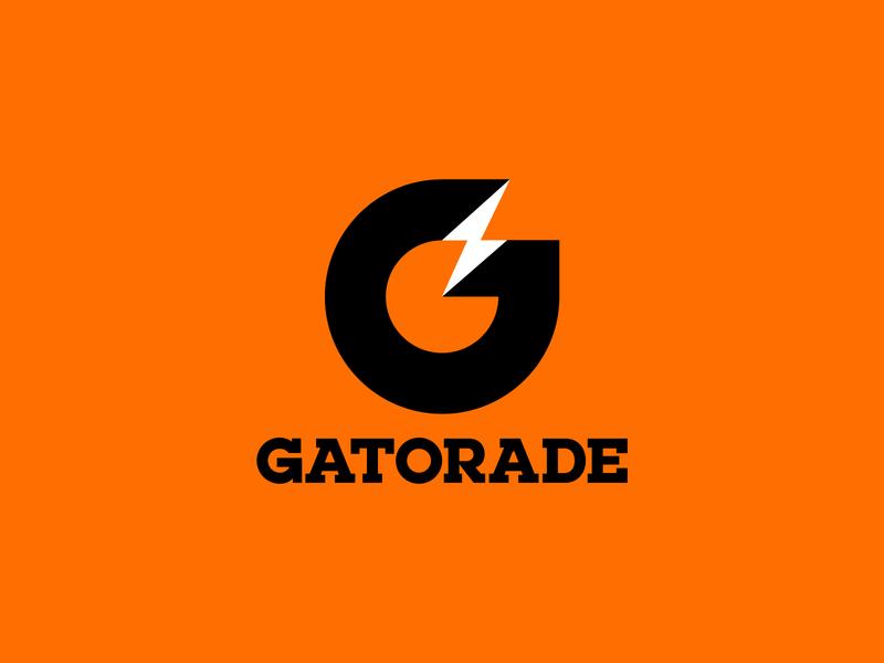 Gatorade Rebrand concept brand logo