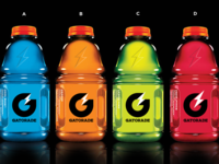 Gatorade Rebrand / Icon Options