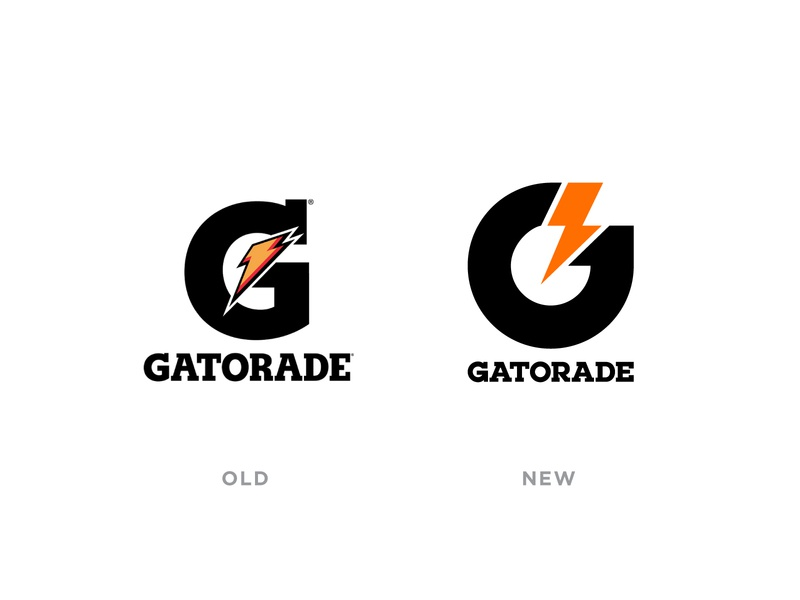 Gatorade Redesign Idea gatorade icon design identity branding brand logo