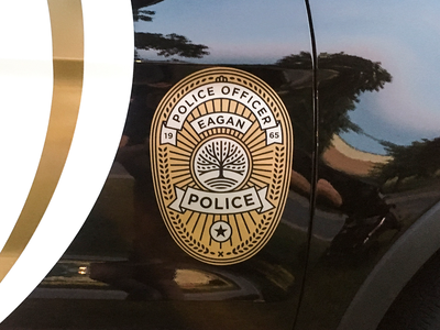 Eagan Police Car